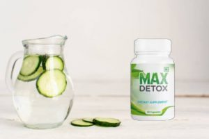 Max Detox Caps – Untuk Pembersihan Badan dan Penghapusan Parasit Secara Semulajadi dan Cepat